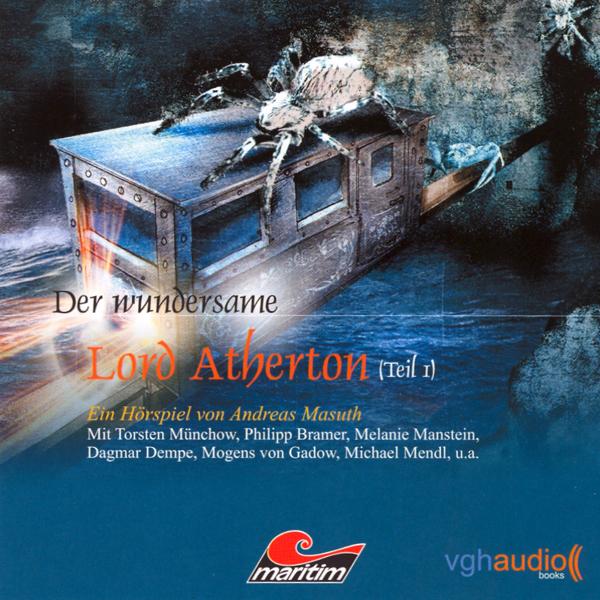 Der wundersame Lord Atherton 1 Hörbuch kostenlos downloaden