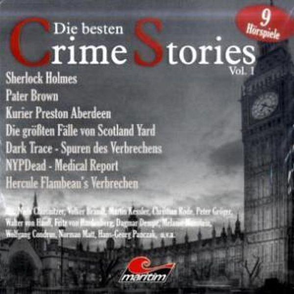 Die besten Crime Stories 1 Hörbuch kostenlos downloaden
