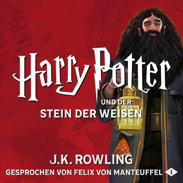 Harry Potter und der Stein der Weisen Hörbuch kostenlos downloaden