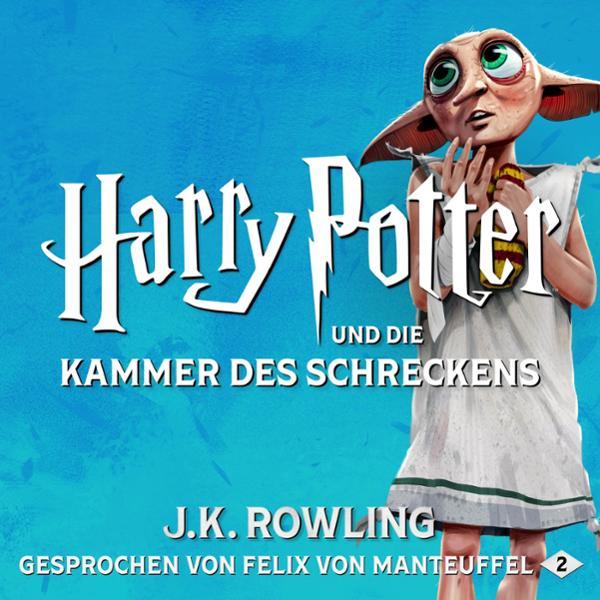 Harry Potter und die Kammer des Schreckens Hörbuch kostenlos downloaden