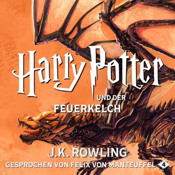 Harry Potter und der Feuerkelch Hörbuch kostenlos downloaden