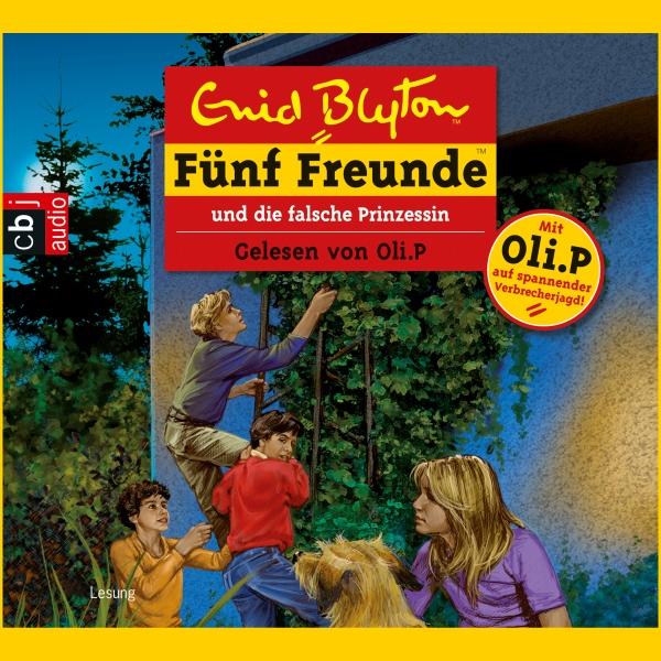 Fünf Freunde und die falsche Prinzessin Hörbuch kostenlos downloaden