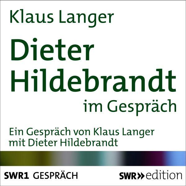Dieter Hildebrandt im Gespräch Hörbuch kostenlos downloaden
