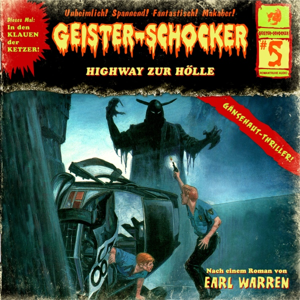 Highway zur Hölle Hörbuch kostenlos downloaden