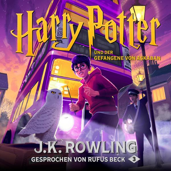 Harry Potter und der Gefangene von Askaban Hörbuch kostenlos downloaden