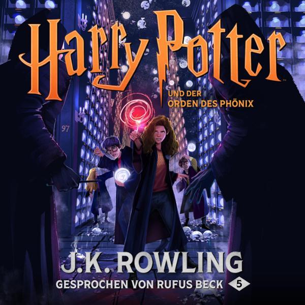 Harry Potter und der Orden des Phönix Hörbuch kostenlos downloaden