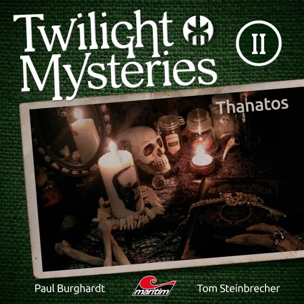 Thanatos Hörbuch kostenlos downloaden