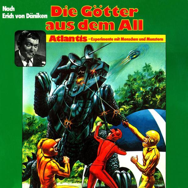 Atlantis Hörbuch kostenlos downloaden