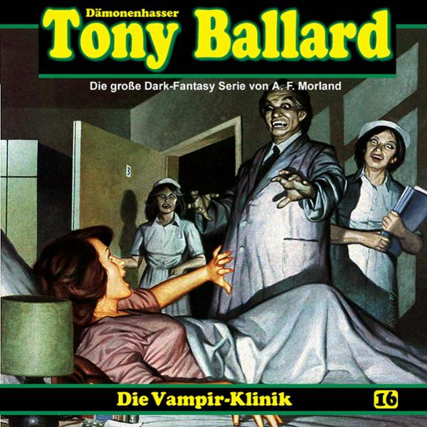 Die Vampir-Klinik Hörbuch kostenlos downloaden