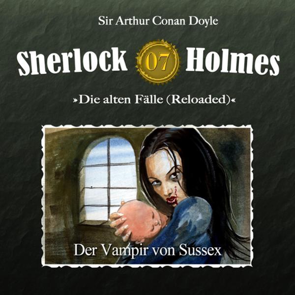 Der Vampir von Sussex Hörbuch kostenlos downloaden