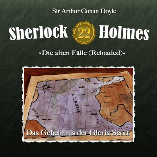 Das Geheimnis der Gloria Scott Hörbuch kostenlos downloaden
