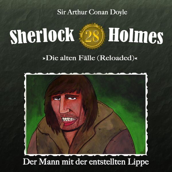 Der Mann mit der entstellten Lippe Hörbuch kostenlos downloaden