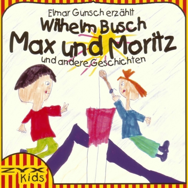 Max und Moritz Hörbuch kostenlos downloaden